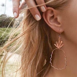 Jewelry - Boho Pineapple Dangle Earrings
